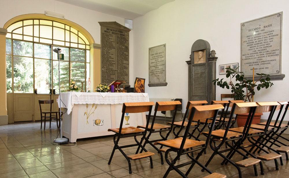Punto Service Residenza Bauer Berzonno di Pogno
