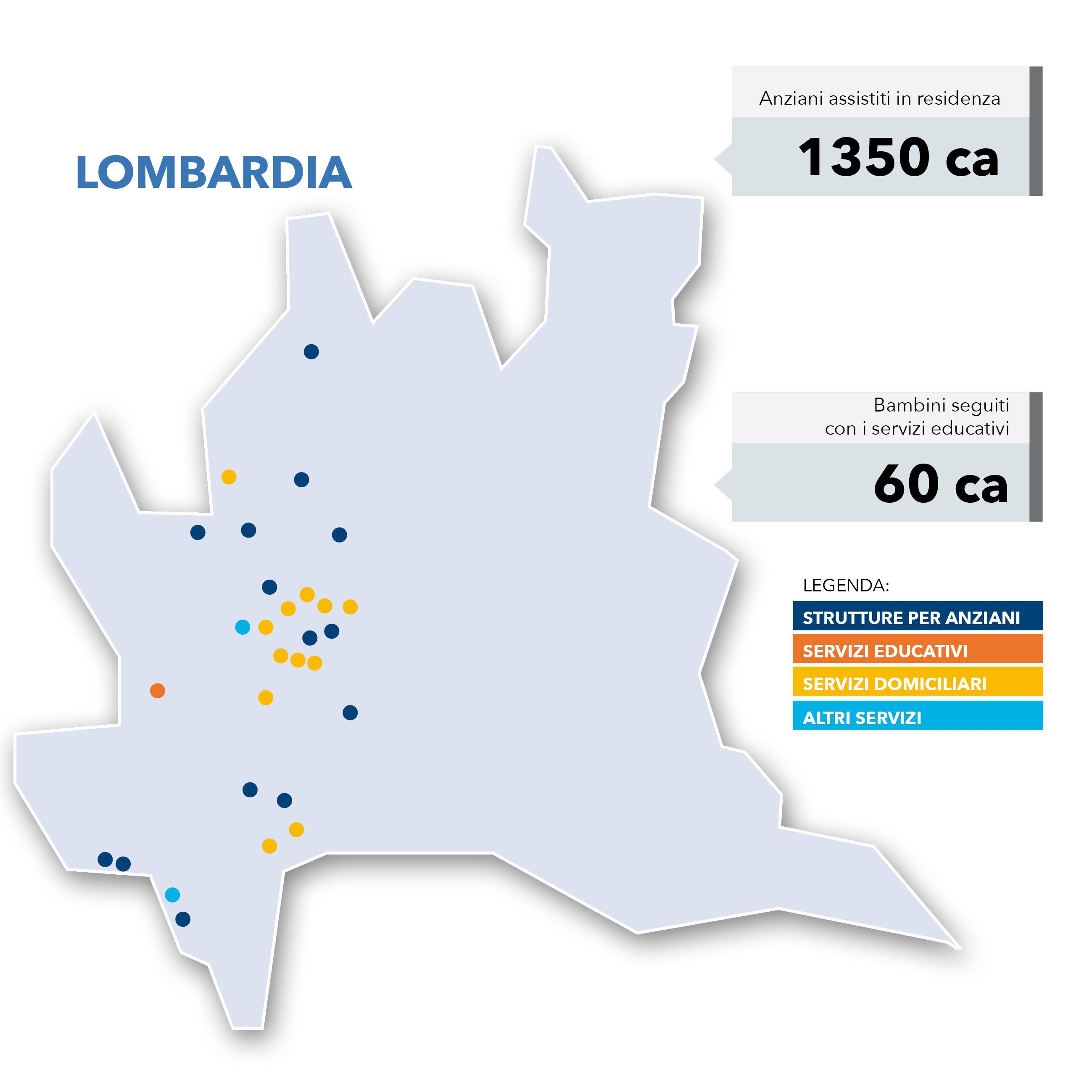 Punto Service servizi gestiti Lombardia