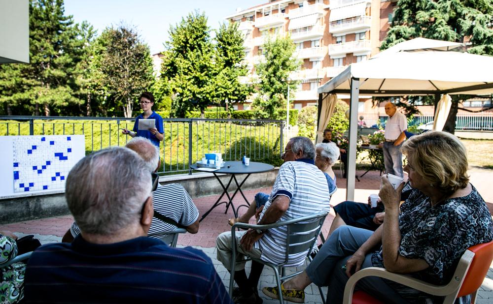 Punto Service Residenza Valgioie Torino