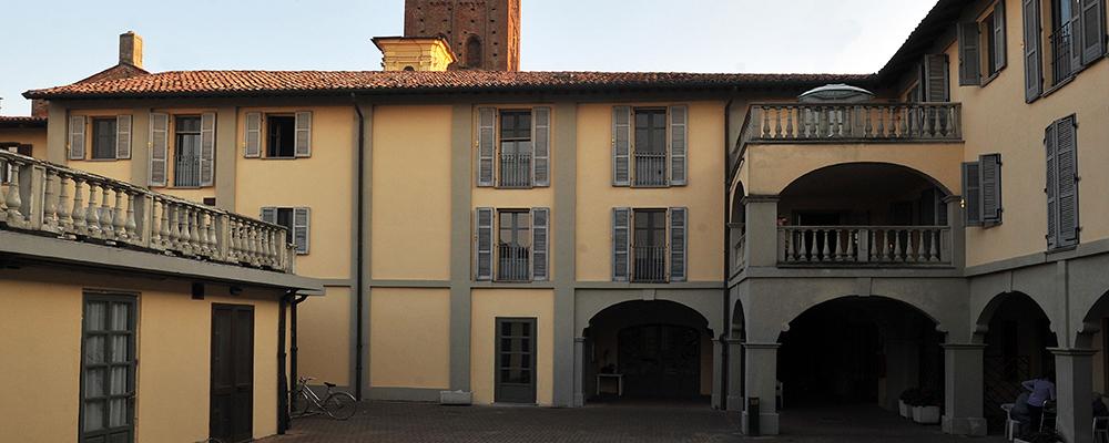 Residenza Palazzo Caligaris Fontanetto Po