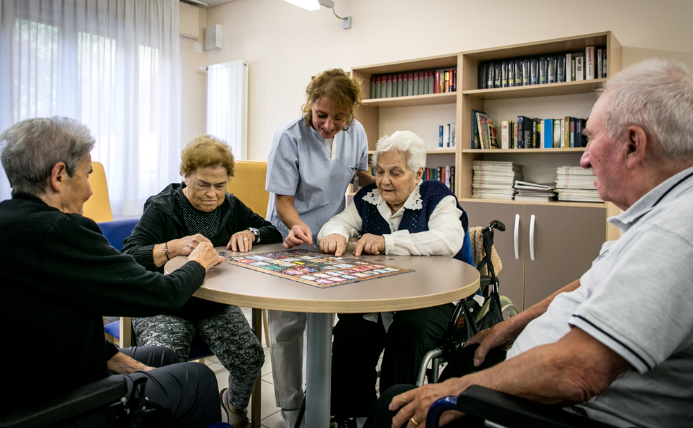 Punto Service Residenza Villa Primule Torino