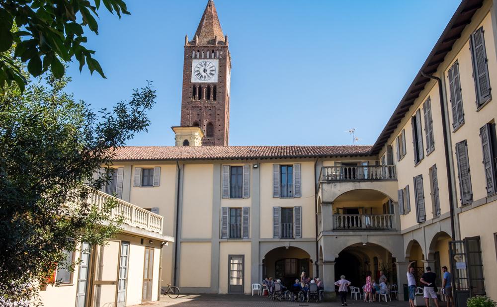 Punto Service Residenza Palazzo Caligaris Fontanetto Po